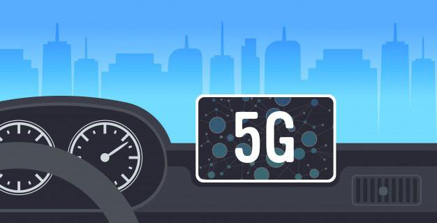5G in car speech recognition systems