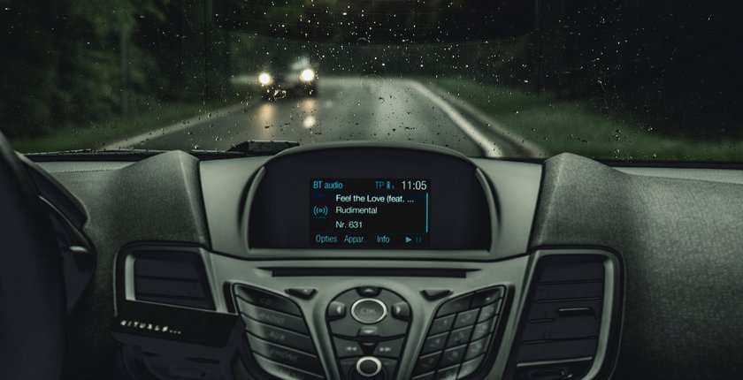 In-Car Speech Recognition: The Present And The Future
