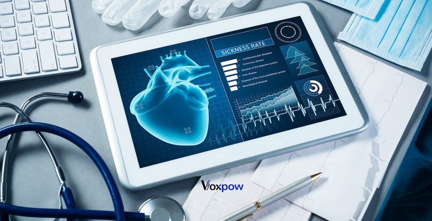 Voice technologies in health care